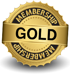badge de membre club hippique